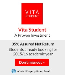 Earn high rental returns from the UK's leading student property
